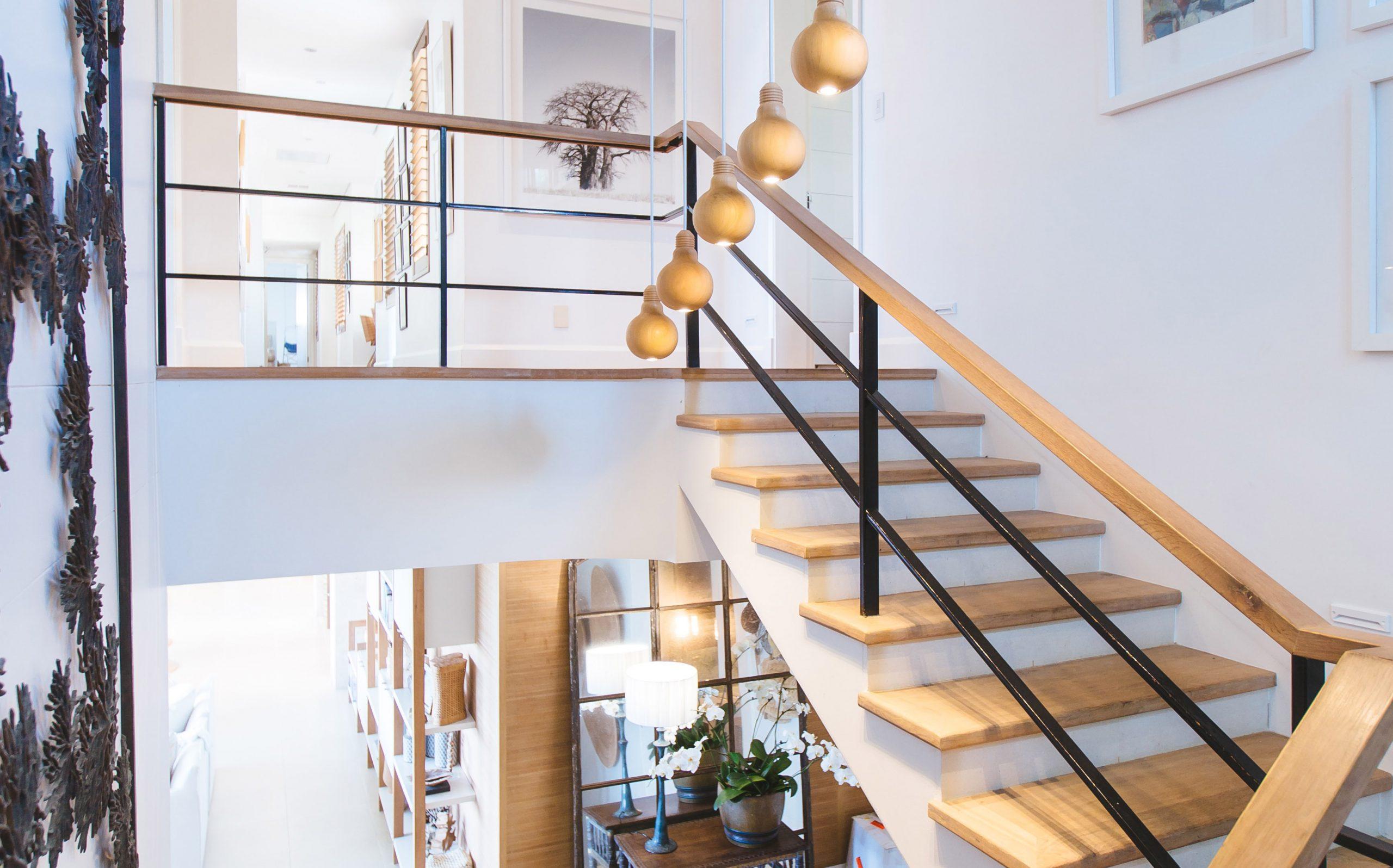 Escalier moderne intérieur